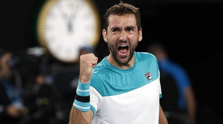 čilić australian open finale 2018