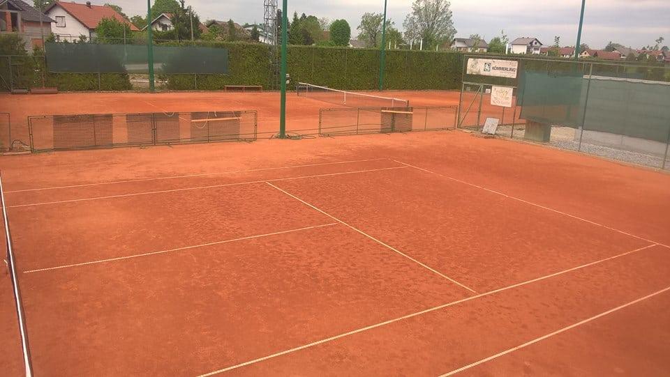 Teniski klubovi Ivanić Grad