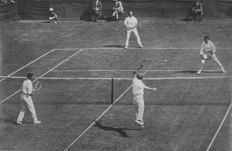 povijest tenisa