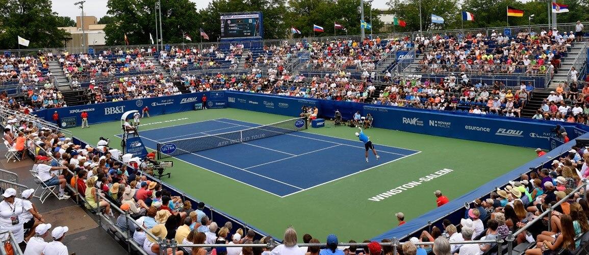 winston salem tenis