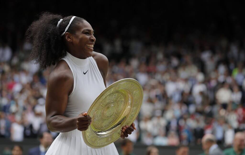 serena grand slam naslovi