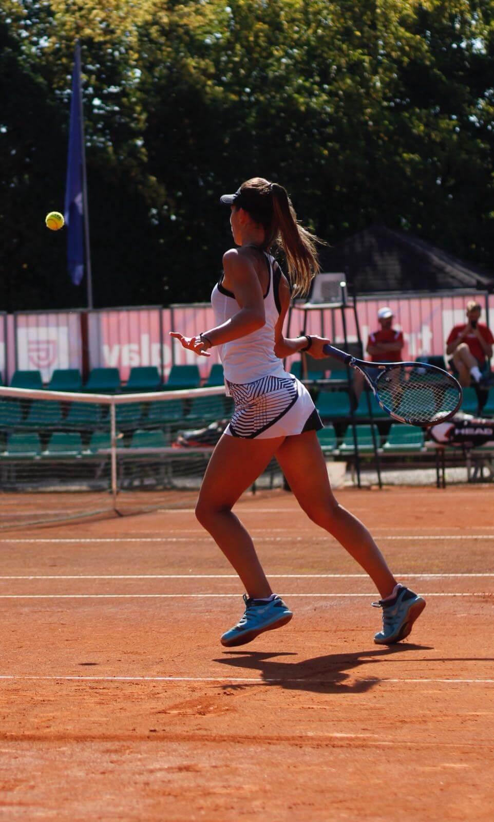 Milica Bojić tenis