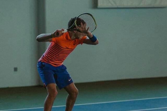 juniorski tenis