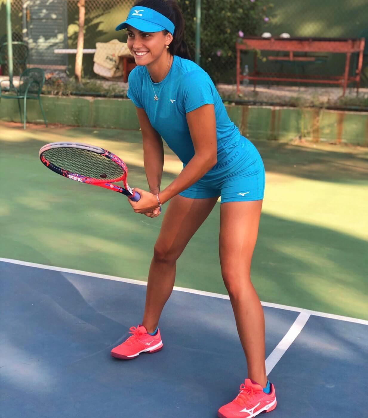 mariana dražić tenis