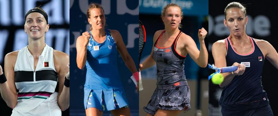 ženski tenis češka