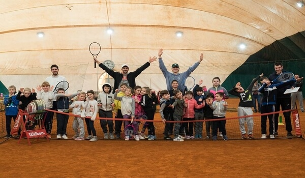tennis talents platforma