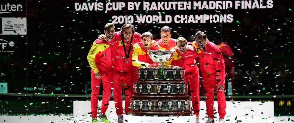 španjolska pobjednik davis cupa