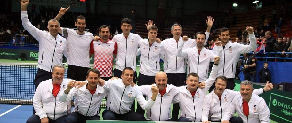hrvatska davis cup