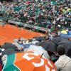 tenis u problemima bez gledatelja