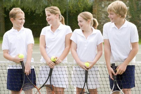 tenis inteligentan izbor za vaše dijete