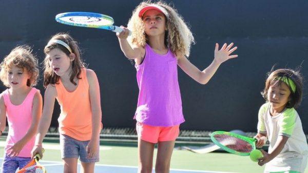 tenis je odličan izbor za dijete