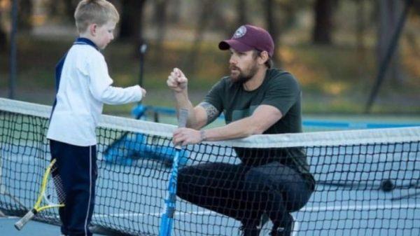 teniski trener motivator