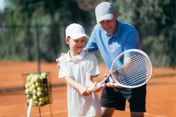 teniski trener