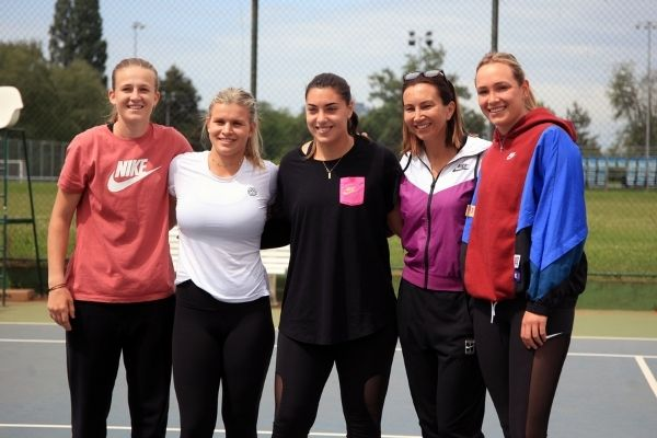 hrvatske tenisačice fed cup