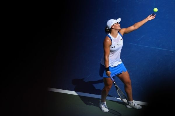 ash barty us open 2021