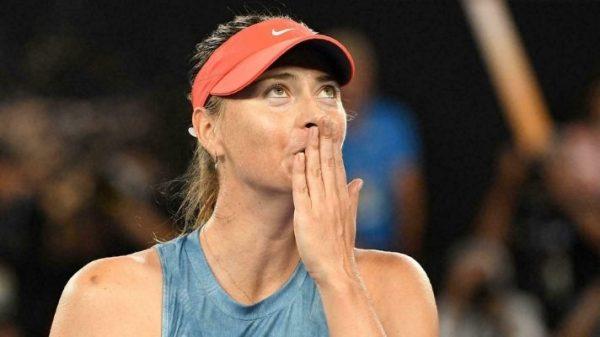 maria sharapova ruski tenis